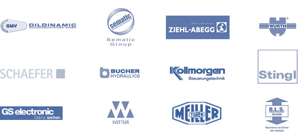 Logos der LiftAlliance Partner